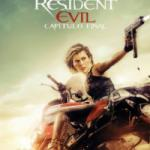 Resident Evil: Capitulo Final 3D Poster